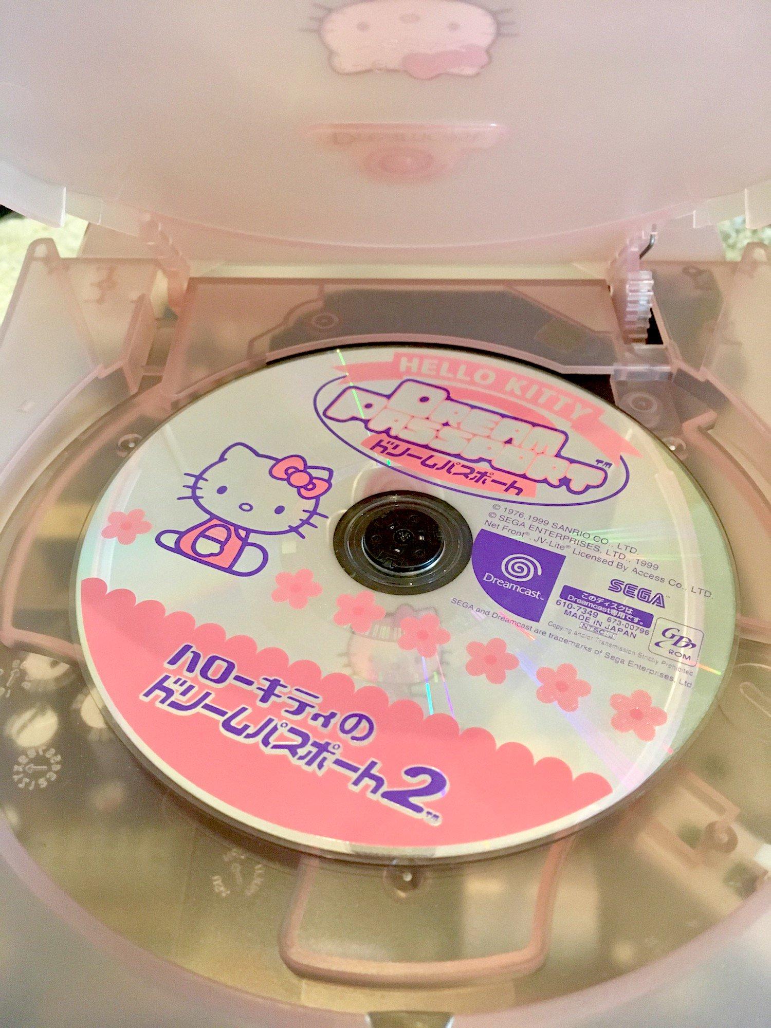 Hello Kitty no Dream Passport 2