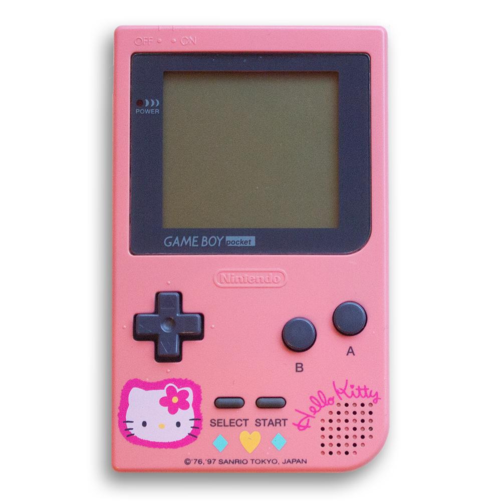 Hello Kitty Game Boy Pocket