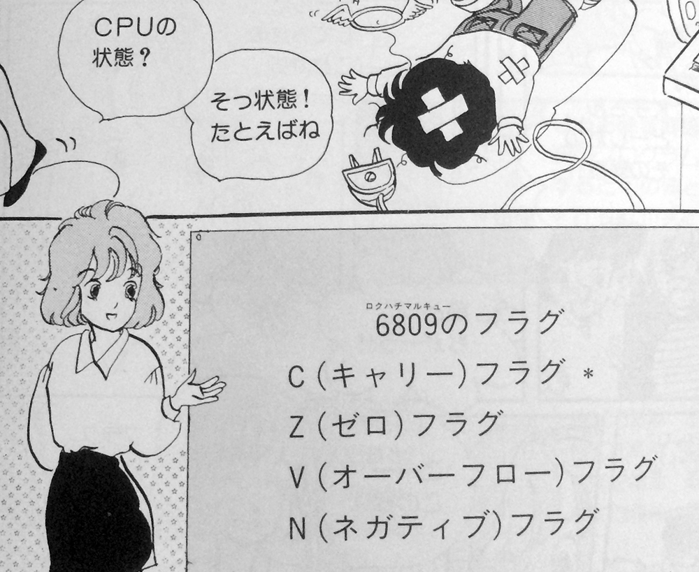 FEMICOM | Clip-art art history and a cute 1980s manga about assembly