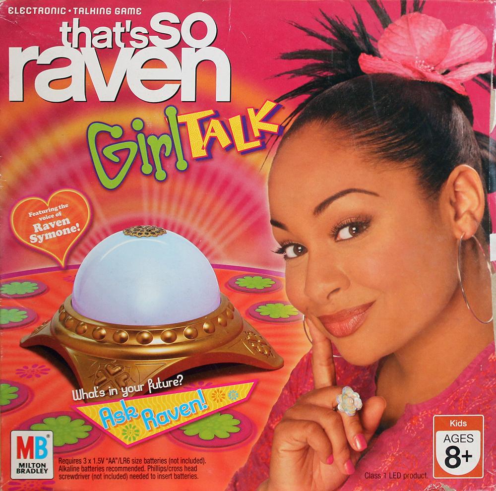 That's So Raven Girl Talk
