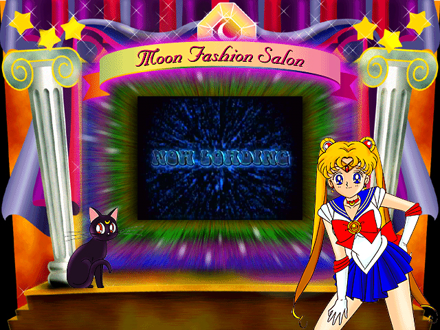 The 3D Adventures of Sailor Moon