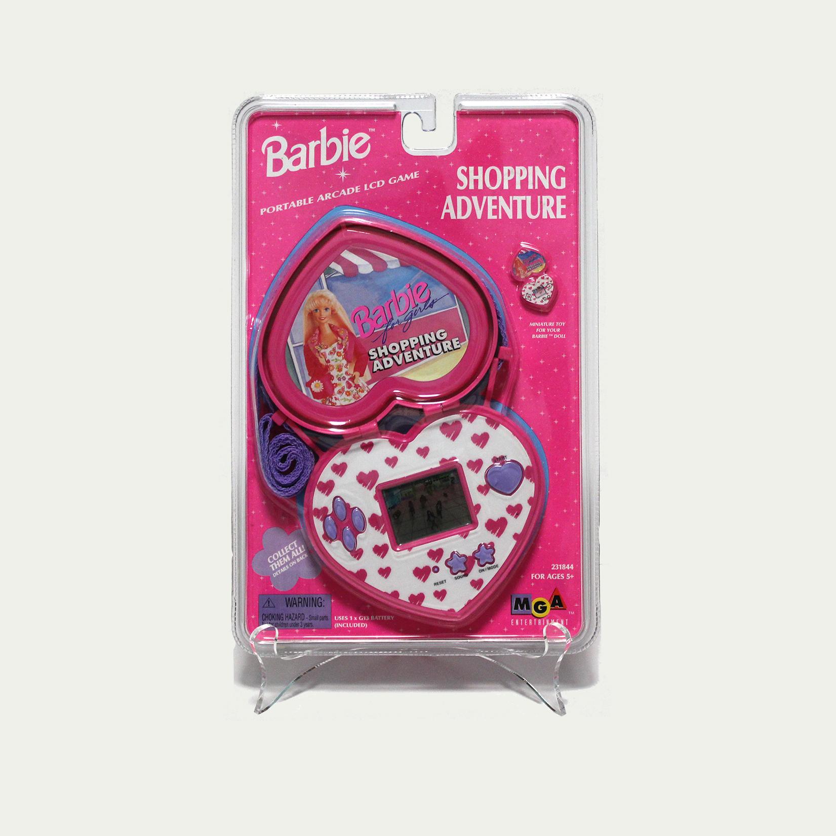 Barbie for Girls Shopping Adventure