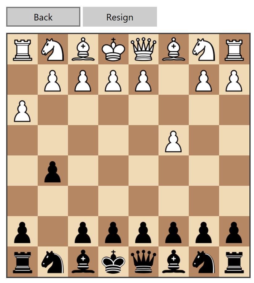 Real-time chess by David Washington
